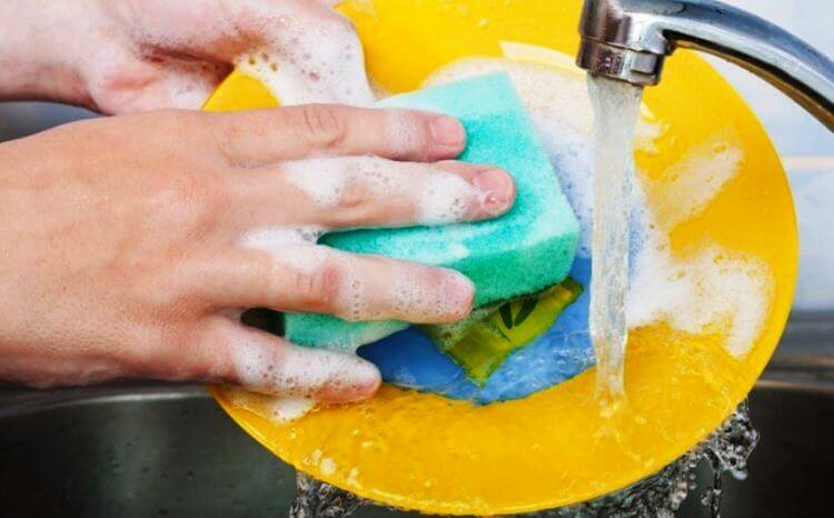 Красная сыпь на руках от мыла