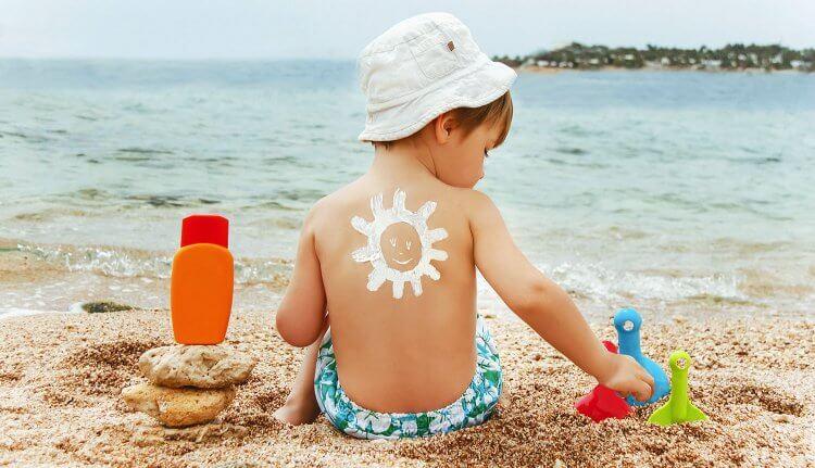 Аллергия на солнце у ребенка лечение