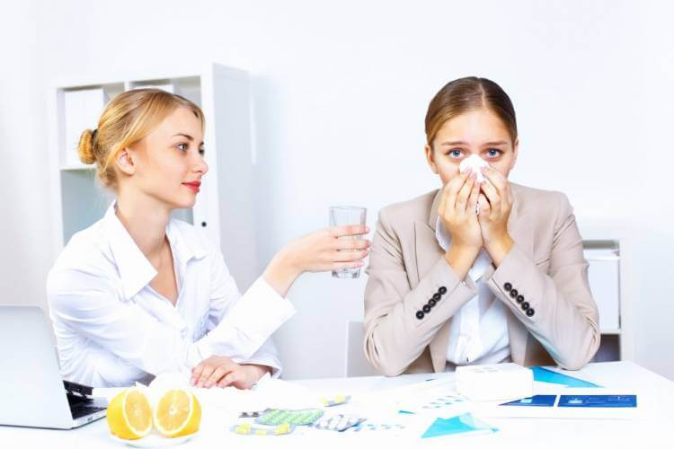 Аллергия на кофе в капсулах