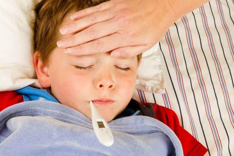 Может ли при аллергии подниматься температура
