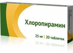 Инструкция по применению Супрастин таблетки 25мг – способ применения и дозировка, состав, побочное действие и взаимодействие Супрастин таблетки 25мг – АптекаМос